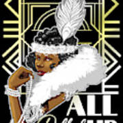 All Dolled Up Poster