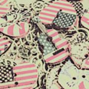 Americana Audio Poster