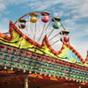 Amusement Park Fun Poster