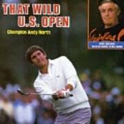 Andy North, 1985 Us Open Sports Illustrated Cover Poster
