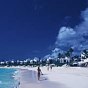 Anguilla Beach Resort Poster