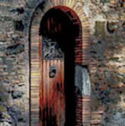 Appia Antica Porta Poster
