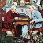 April Fool, 1943 Poster