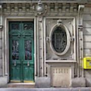 Art Deco Doorway Poster