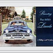 Automotive Art 70 Poster
