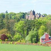 Ayton Castle Poster
