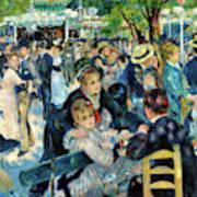 Bal Du Moulin De La Galette - Digital Remastered Edition Poster