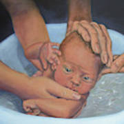 Baptism Of Love Poster