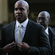 Barry Bonds Perjury Trial Begins In San Poster