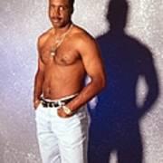 Barry Bonds Portrait Session Poster