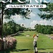 Ben Hogan, 1954 Masters Tournament Sports Illustrated Cover Poster