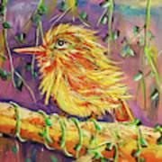 Bird In Nature Poster