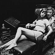 Birkin And Gainsbourg Poster