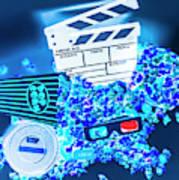 Blue Screen Entertainment Poster