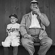 Branch Rickey & Family Poster