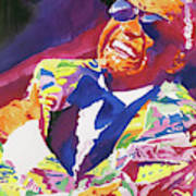 Brother Ray Charles Poster