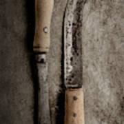 Butcher Knives Poster