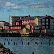 Cannery Pier Hotel Poster