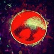 Thundercats Logo Poster