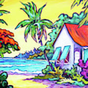 Cayman Cottage On The Bay Poster