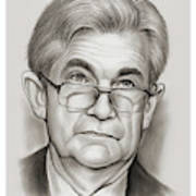 Chairman Powell Poster