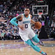 Charlotte Hornets V Sacramento Kings Poster