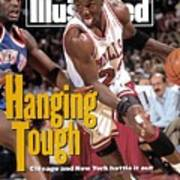 Chicago Bulls Michael Jordan, 1993 Nba Eastern Conference Sports Illustrated Cover Poster