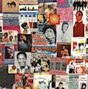 Classic Soul Collage 1 Poster