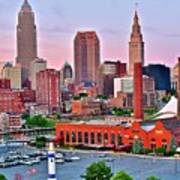 Cle Is Lookin Good Poster