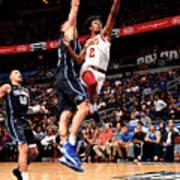Cleveland Cavaliers V Orlando Magic Poster