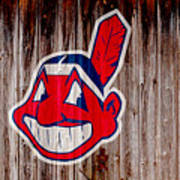 Cleveland Indians Poster