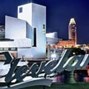 Cleveland Ohio 2019 Poster