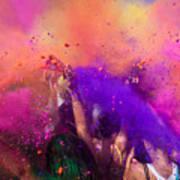 Color Festival Poster