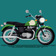 Cool Vector Classic Design Street Poster