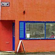 Cranberry Barber Shop Poster