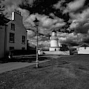 Cromarty Lighthouse Poster