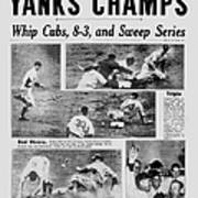 Daily News Front Page October 10, 1938 Poster