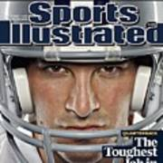 Dallas Cowboys Qb Tony Romo, 2009 Nfl Football Preview Sports Illustrated Cover Poster
