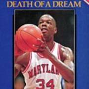 Death Of A Dream University Of Maryland Len Bias, 1963-1986 Sports Illustrated Cover Poster