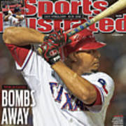 Detroit Tigers V Texas Rangers - Game 6 Sports Illustrated Cover Poster