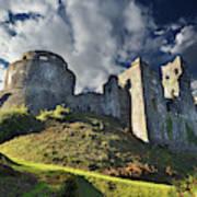 Dinefwr Castle 2 Poster