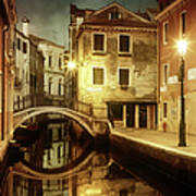 Dreaming Venice Poster