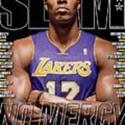 Dwight Howard: No Mercy SLAM Cover Poster