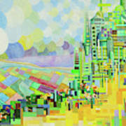 Emerald City2 Poster