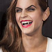 Emma Watson Hair Poster