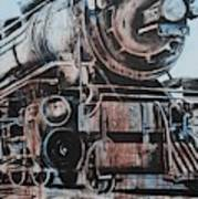 Engine #25 Poster