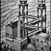 Escher 128 Poster