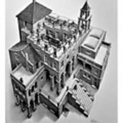 Escher 129 Poster