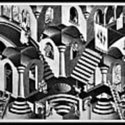 Escher 135 Poster