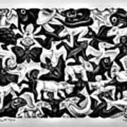 Escher 63 Poster